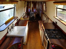 Narrowboat, Houseboat Great spec