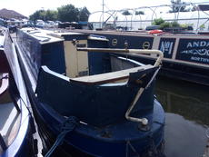 Under Offer Lady River Mouse 50ft Cruiser Stern 1986 £24,995