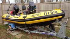 Humber 5.0m Assault- Excellent Condition