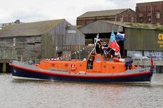 47' Watson Lifeboat