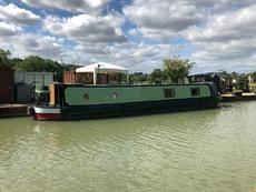 Canalcraft 46ft Trad Narrowboat