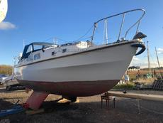 Westerly Bilge Keel Sloop with low hours Beta engine