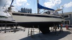 Hallberg Rassy36 ready to sail in Turkey