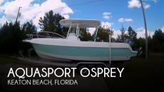 1997 Aquasport 245 Osprey