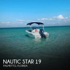 2017 Nautic Star 19XS Offshore