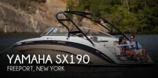 2013 Yamaha SX190