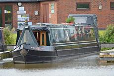 57ft Cruiser Stern Narrowboat