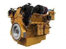 CAT C32 Dita Engine