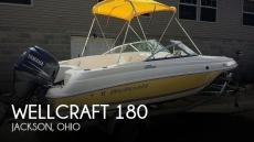 2008 Wellcraft 180 Sportsman