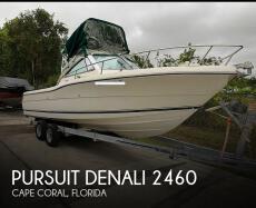 1996 Pursuit Denali 2460