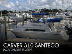 1996 Carver 310 Santego