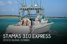 1999 Stamas 310 Express