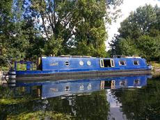 Beautiful 57 ft Narrowboat Lorien