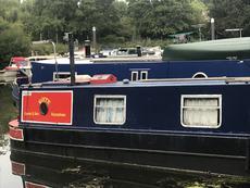 BUTE 45ft Narrowboat