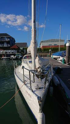 Freedom 27 for sale