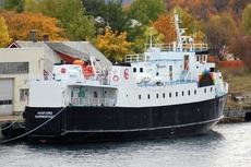 Passenger Ro-Ro car ferry