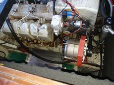 Marine diesel engine, Baudouin