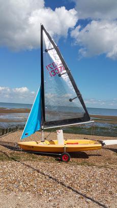 Laser Pico - Race & Standard Sails