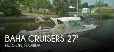 2005 Baha Cruisers GLE 277