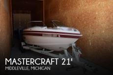 1999 Mastercraft Maristar 210 VRS