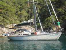 Beneteau 456 CS 1986 Custom Saloon