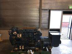 MARINE GENERATOR SET DAF/STAMFORD ALTERNATOR 295 KVA / 1500 RPM