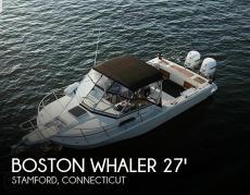 1989 Boston Whaler Outrage 27