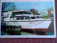 Birchwood 29ft Motor Cruiser