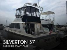 1988 Silverton 37 Convertible