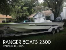 2006 Ranger Boats 2300 Bay Ranger