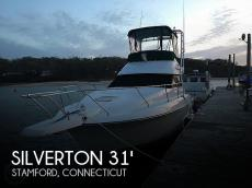 1992 Silverton 31 Convertible