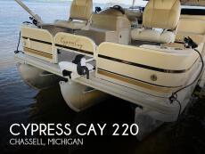 2008 Cypress Cay 220 Striper
