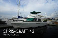 1985 Chris-Craft 42 Catalina