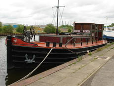 Historic tug Brodsworth