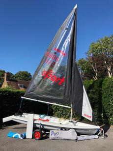 2013 Laser Pico Sport - Sail No: 15686