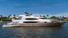 2008 Trinity Yachts Tri-Deck