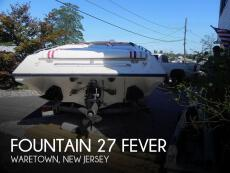 1991 Fountain 27 Fever