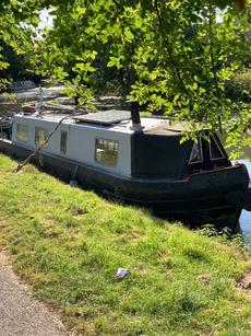 37Ft Narrow boat