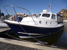 1996 Seaward 25