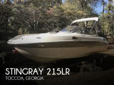 2013 Stingray 215LR