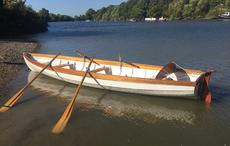Salters 16 Foot Thames Double Skiff
