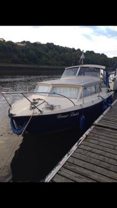 Relcraft 23 Sapphire inshore cruiser