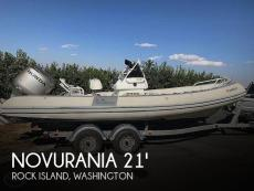 2002 Novurania 21 Center Console