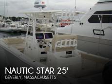 2018 Nautic Star 2602 Legacy