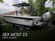 1988 Sea Wolf 22