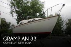 1972 Grampian 34 Center Cockpit Sloop