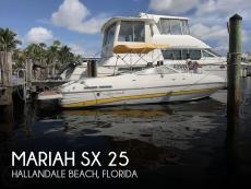 2006 Mariah SX 25