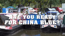 China Blue - 44ft traditional stern narrowboat