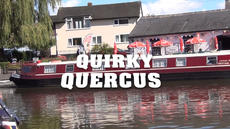 Quercus - 57ft traditional stern narrowboat