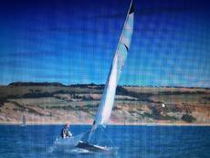 dart 18 catamaran in  good working order